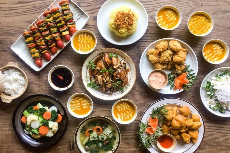 Có ngay một thực đơn đặt tiệc đám giỗ chay hoàn hảo dành cho bạn