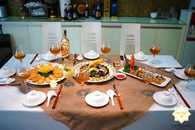 Cùng Hai Thụy Catering đơn giản hóa mọi thứ khi nấu tiệc tại nhà quận 6